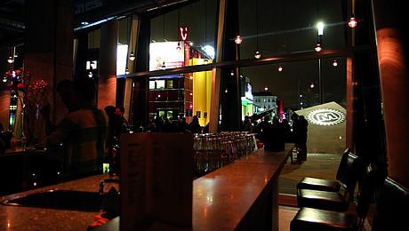 Mojo Jazz Café from inside