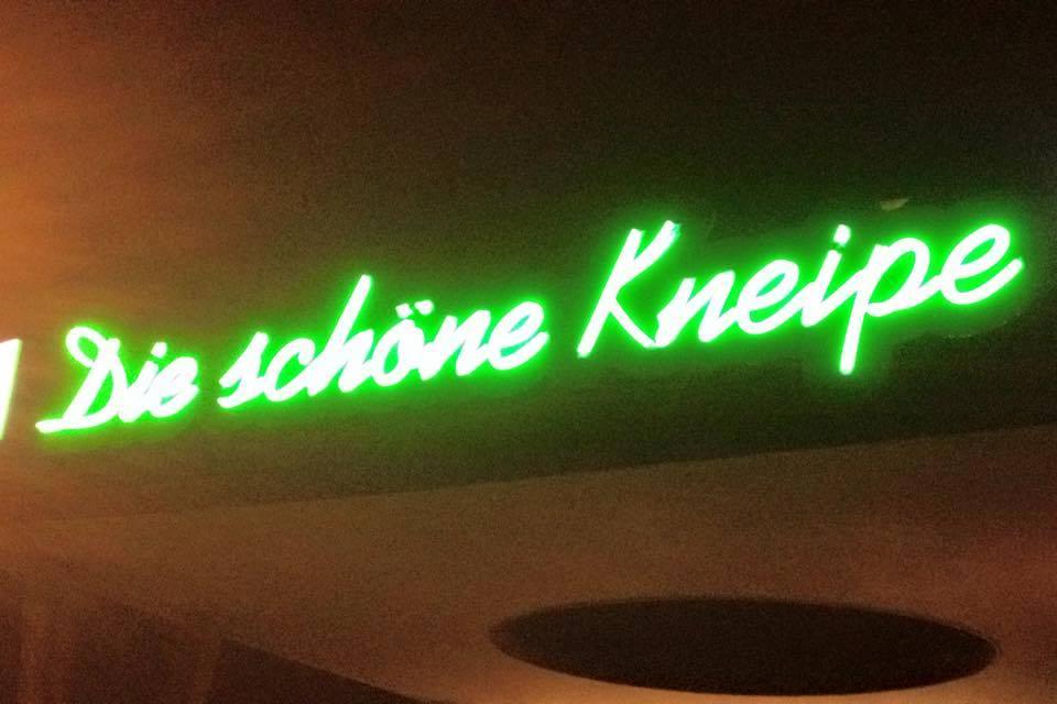 Die schöne Kneipe from inside