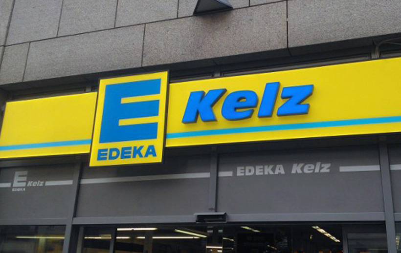 Edeka Kelz Berlin from inside